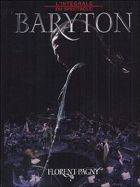 Cover Florent Pagny - Baryton - L'intégrale du spectacle [DVD]